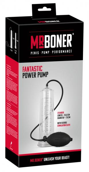 Mister Boner Fantastic Power Pump